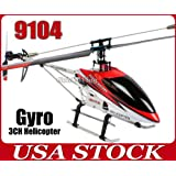 28 Double Horse 9104 3.5CH RC Helicopter W Gyro RTF by Double Horse