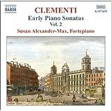 Clementi - Early Piano Sonatas Vol. 2