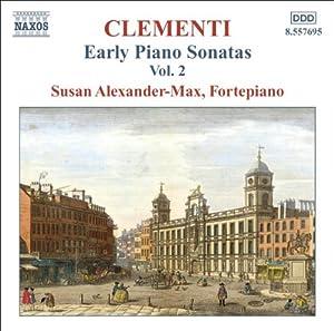 Early Piano Sonatas 2