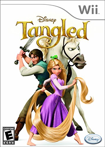 Disney Tangled - Nintendo Wii (Tangled Game compare prices)