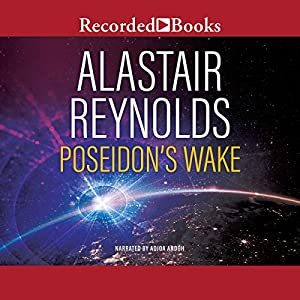 Poseidon's Wake Audiobook