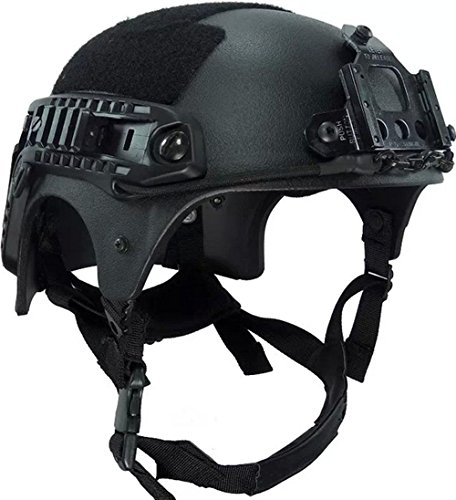 OSdream Black Navy Seal IBH Action Version Helmet for Airsoft Paintball / CS Game Helmet (Navy Seals Airsoft compare prices)
