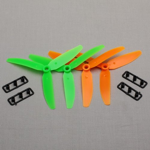 Neewer 5030 Airplane 3-Blade Propeller Props 50x3 CW Multi-Copter Quad-Rotor *4