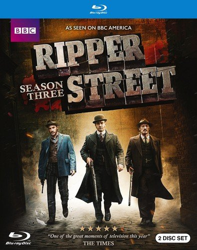 Blu-ray : Ripper Street: Season Three (2 Pack, 2 Disc)