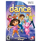 Nickelodeon Dance - Nintendo Wii (Color: One Color, Tamaño: One Size)
