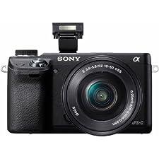 Sony NEX-6LB Systemkamera 16 MP