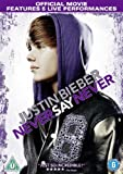 Justin Bieber: Never Say Never [DVD]