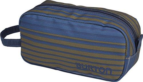 Burton, Beauty Case Accessory Case, Blu (Wrangler Stripe)
