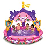 Banzai drinking water Slide:Banzai little princess Play Pool