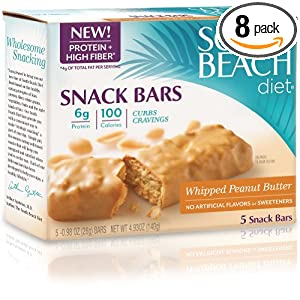 South Beach Diet Peanut Whipped