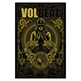 Poster - Volbeat - Prayer Poster Plakat Bild von Volbeat