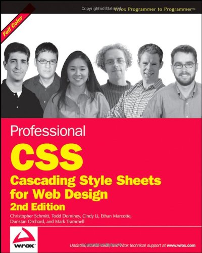 Professional CSS, 2nd Edition