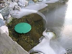 Amazon Com Floating Pond De Icer 200 Watt Pond Heater