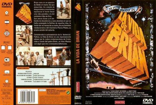 La vida de Brian [Descat.] [DVD]