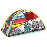 Pacific Play Tents Pacific Play Dream Land Express Train Bed Tent, Multi, Polyester