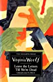 Leave the Letters Till We're Dead: Collected Letters v.6 (Vol 6) (0701210346) by Woolf, Virginia