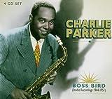 echange, troc Charlie Parker - Coffret 4 CD : Boss Bird