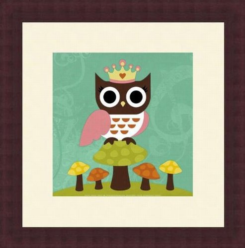 Barewalls Wall Decor by Nancy Lee, Princess Owl