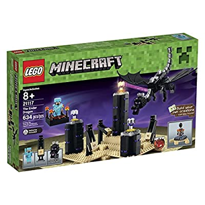 Lego Minecraft 21117 The Ender Dragon from LEGO Minecraft