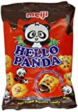 Meiji Hello Panda Chocolate Biscuits with Creamy Chocolate Filling 35 g (Pack of 11)
