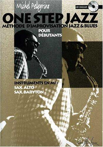 pellegrino-one-step-jazz-methode-dimpro-1-cd-instrument-en-mib