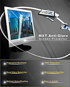 "HP - 27"" 2711X Monitor - Screen Protector Anti-Glare 55% with Install Kit - MXT"
