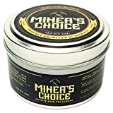 J. Hillhouse & Co. Miners Choice Pomade Hair Treatment 4oz