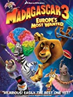 Madagascar 3: Europe's Most Wanted [HD]