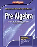 img - for Pre-Algebra, Homework Practice Workbook (MERRILL PRE-ALGEBRA) by McGraw-Hill Education (2008-12-10) book / textbook / text book