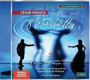セザール・フランク:歌劇「ストラデッラ」(Cesar Franck: Stradella - complete)[2CDs]                                                                                                                                                                                                                                                                                                                                                                                                                 CD, Import