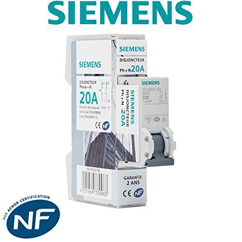 siemens-disjoncteur-electrique-phase-neutre-20a