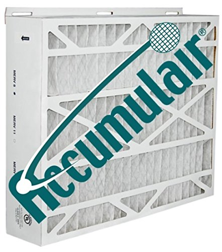 Filters-NOW DPFT21X26X5AM13=DAD 21x26x5 American Standard Replacement Air Filters MERV 13 Pack of - 2