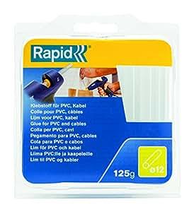 Colle pvc et câbles pour pistolet RAPID