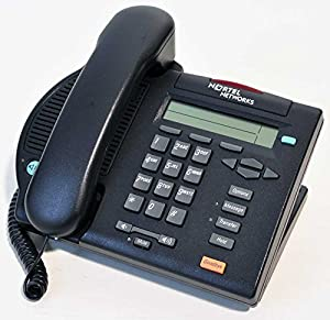 Nortel M3902 Telephone Charcoal