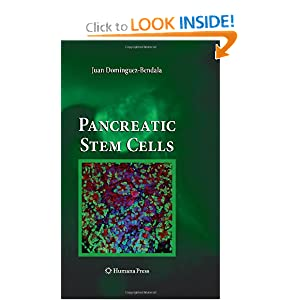 Pancreatic Stem Cells (Stem Cell Biology and Regenerative Medicine)