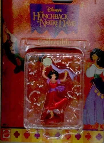 Mattel-The Hunchback Of Notre Dame Collectible Figures