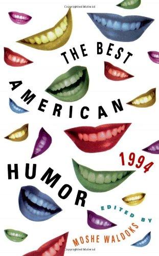 Best American Humor 1994
