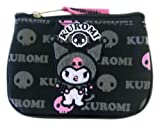 Sanrio Kuromi Black and Pink Coin Purse