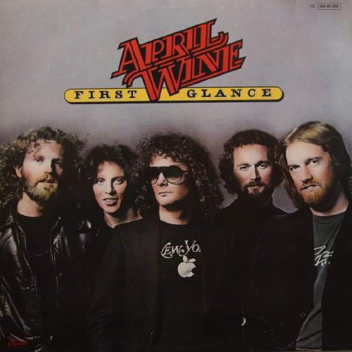 April Wine - First Glance - Capitol Records - 1C 064-85 659