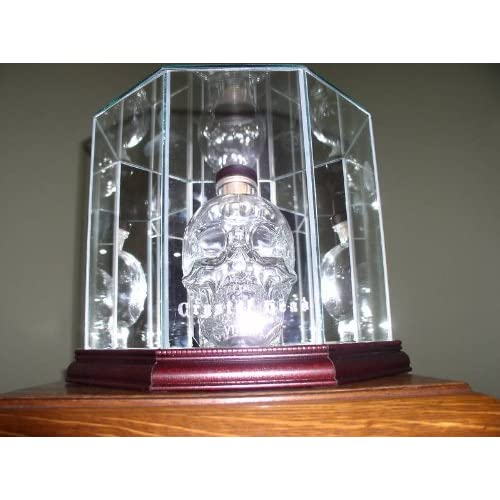 Amazon.com : Crystal Head Vodka Display Case with Light and External