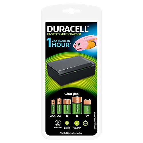 Duracell - Chargeur Multi 1 heure