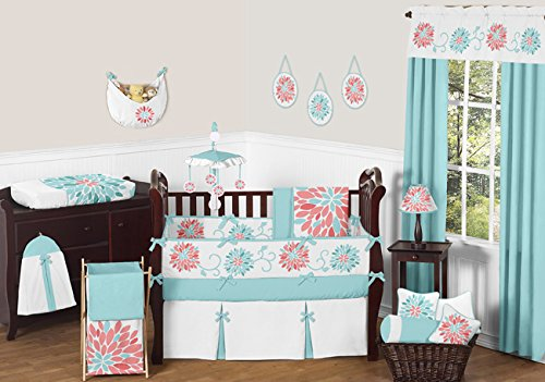 Sweet Jojo Designs Emma Crib Bedding