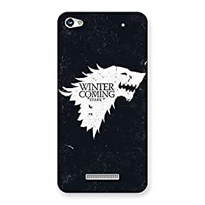 Impressive Games Of Winter Grey Back Case Cover for Micromax Hue 2