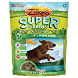Zuke`s Super Tasty Greens Soft Treats 6 Oz