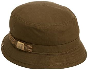 kangol - Bob Homme Geo Patterned Bucket - Vert (Major) - X-Large