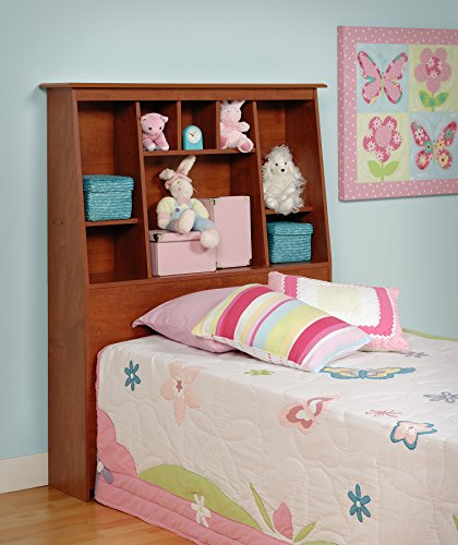 Prepac Sonoma Tall Storage Headboard, Twin