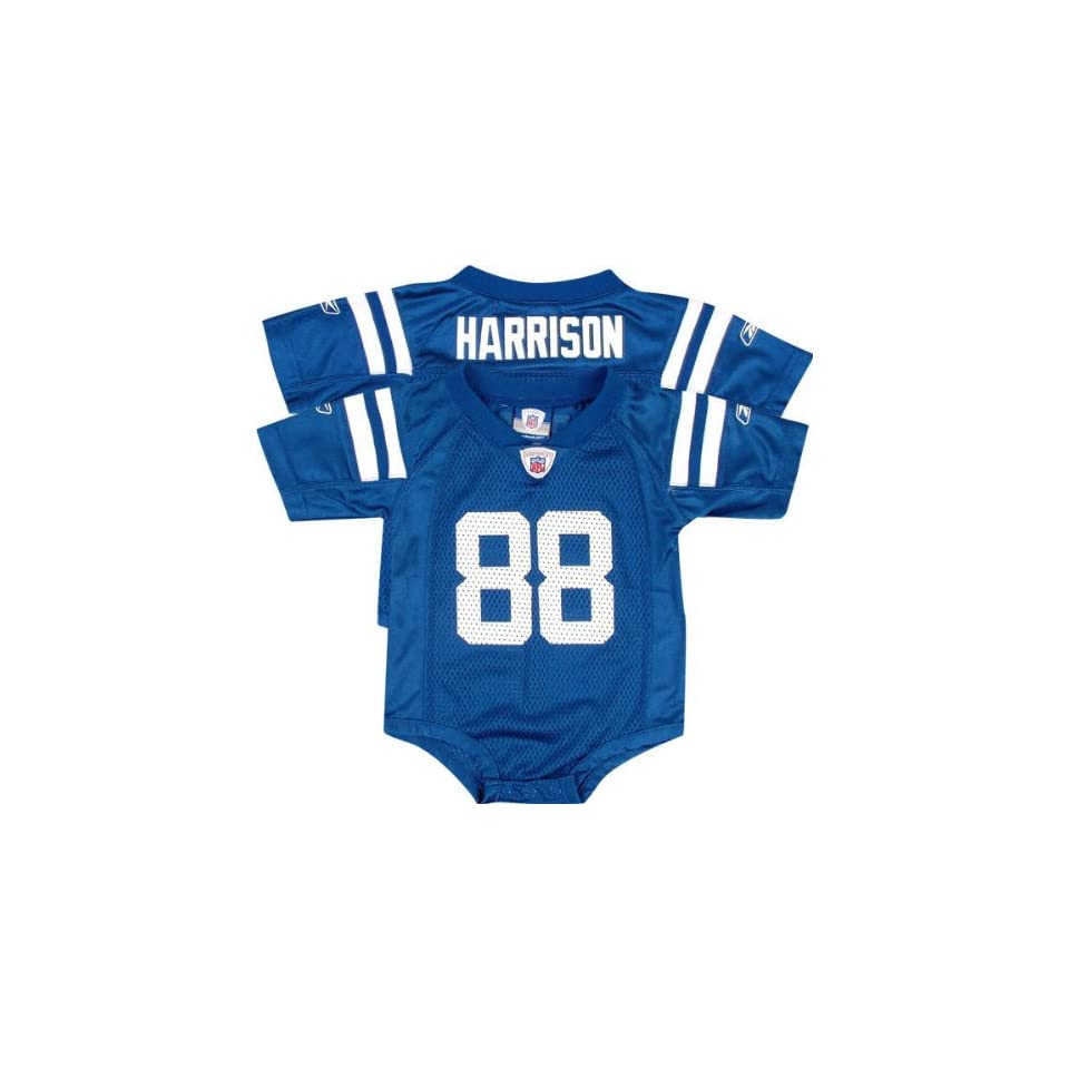 Marvin Harrison Reebok NFL Home Indianapolis Colts Infant
