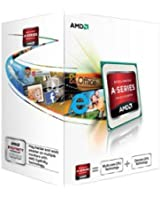 AMD AD5300OKHJBOX AMD A-Series Dual-Core APUs 2 coeurs 3,4 GHz Socket FM2 Version Boite
