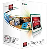 AMD A4-5300 APU 3.4Ghz Processor AD5300OKHJBOX