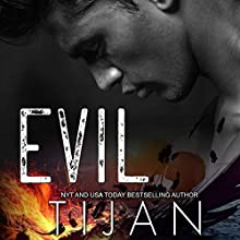 Evil Audiobook by  Tijan Narrated by Jorjeana Marie